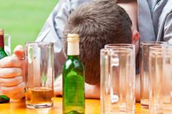 Чрезмерное употребление алкогольных напитков - причина заболевания туберкулезом