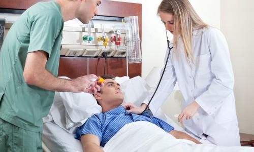 Аденомой предстательной железы болеют