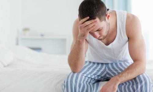 Проблема цистита у мужчин