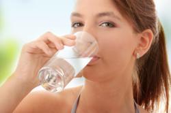 Обильное питье при цистите