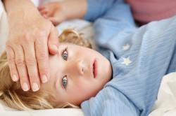 Субфебрильная температура - признак хронического цистита у ребенка