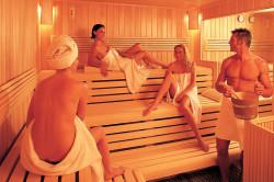Еженедельное посещение бани