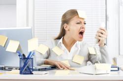 Стресс - причина цистита