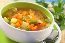 Польза легкой отварной пищи при цистите
