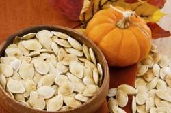 Польза тыквенных семечек при простатите
